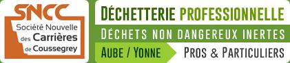 Déchetterie professionnelle Aube Yonne